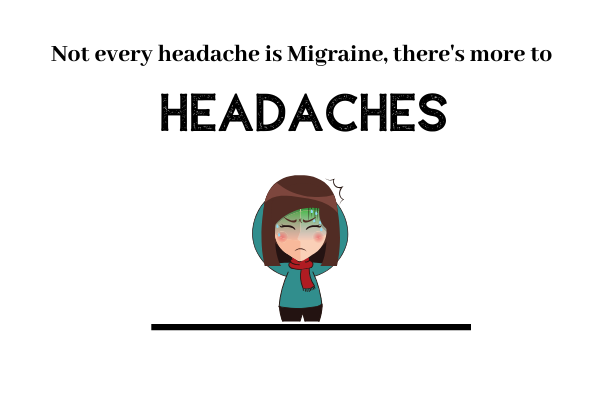 There are numerous kind of headches and they all have different intensity and stages. Read in detail.