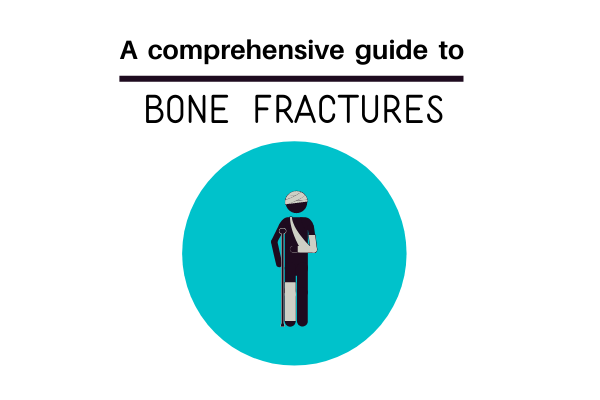 Bone fractures are of different kinds. Read all about them here
