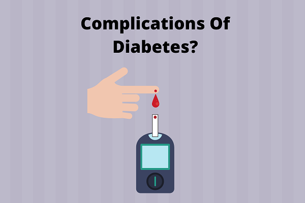 Understand how you can prevent from having complications due to diabetes.