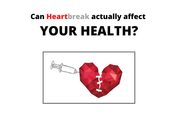 Heartbreak is a painful process but did you know it can have some grave effects on health?
