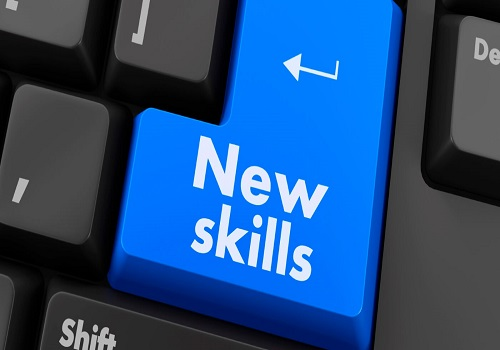 Why is it important to keep learning for a new skill set?