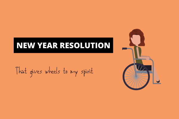 Let your new year resolution support your chronic disease and liberate you from bad health choices.