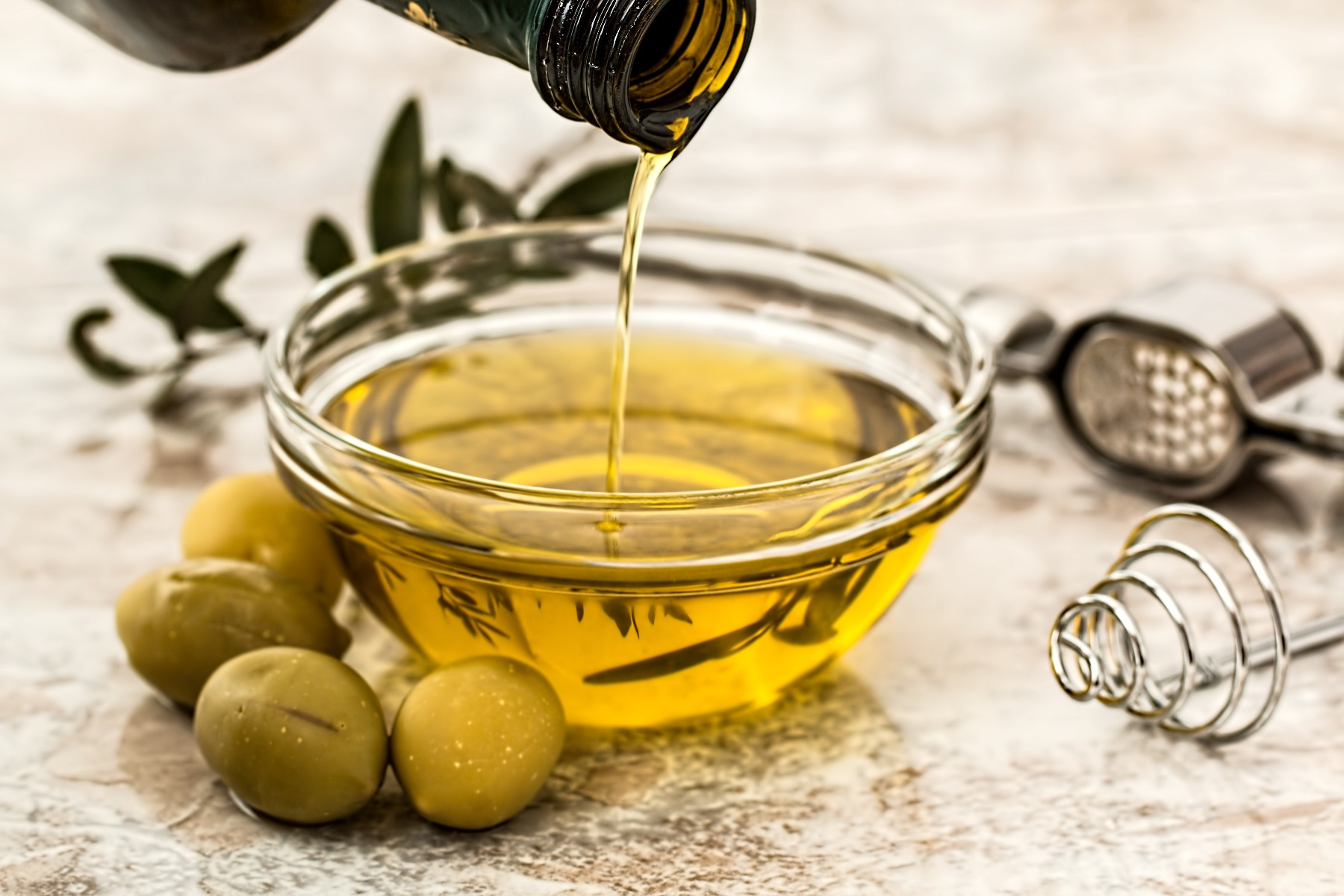 Olive Oil: An Ulimate Defeater Of Aliments