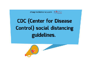CDC social distancing guidelines
