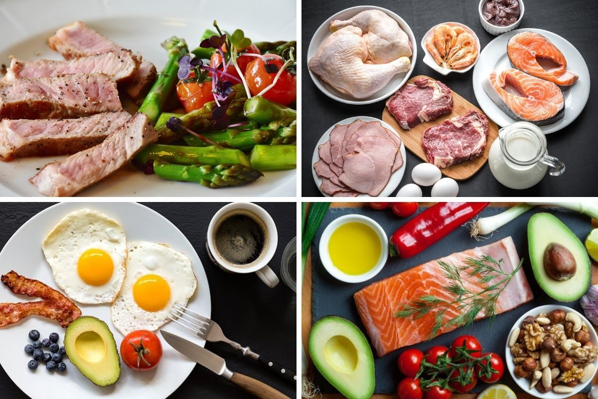 4 Diets For A Healthy Life