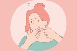 Remove pimple marks
