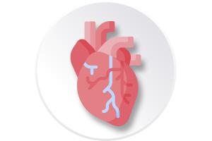 Unhealthy heart symptoms