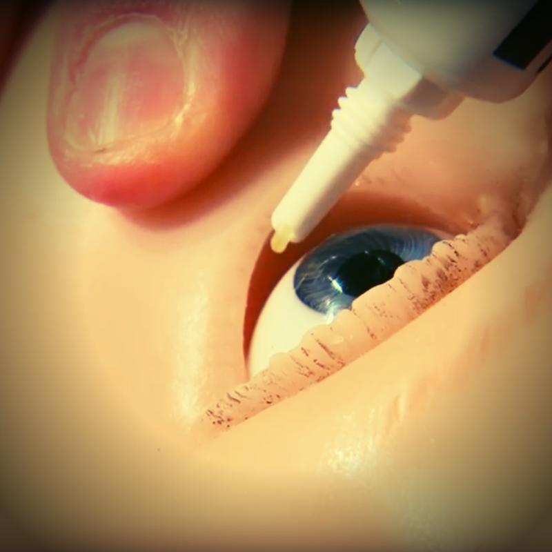 Eye Ointment & Gel