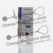 Buy Abiron 250 Mg Tablets