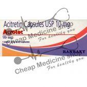Buy Acrotac  10 Mg (Soriatane, Acitretin)
