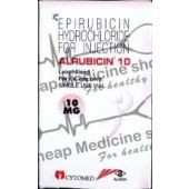 Alrubicin 10 Mg Injection