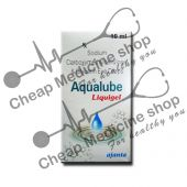 Buy Aqualube Liquigel 10 ml  Eye drop