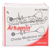 Arkamin 100 Mcg, Catapress, Clonidine Hcl