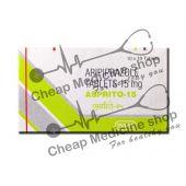 Buy Asprito 15 Mg Tablet