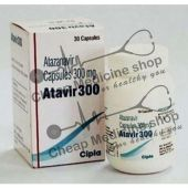Buy Atavir 300 Mg Capsule