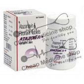 Buy Atazor R 300 Mg/100 Mg Tablet