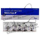 Buy Atorlip F 10+145 Mg (Atorvastatin + Fenofibrate)