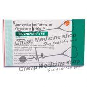 Augmentin 375 Mg, Augmentin 375, Amoxicillin Clavulanic Acid