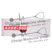 Azee 500 Mg, Zithromax, Azithromycin