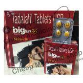 Buy Bigfun 50 Mg (Sildenafil Tablets)
