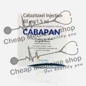 Buy Cabapan 60 Mg Injection