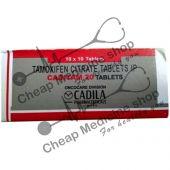 Buy Caditam 20 Mg Tablet