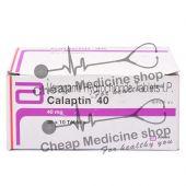 Calaptin 40 Mg, Calan, Verapamil