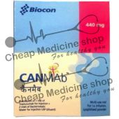 Buy Canmab 440 Mg Injection