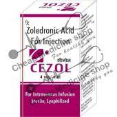 Buy Cezol 4 mg Injection