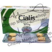 Buy Cialis 20 Mg (Tadalafil)