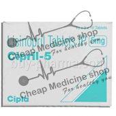Buy Cipril 5 Mg (Prinivil, Lisinopril)