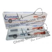 Buy Clexane 80 Mg Injection