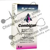 Buy Combigan Eye Drop 5 ml