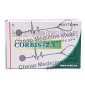 Corbis 2.5 Mg, Zebeta, Bisoprolol