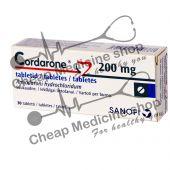 Buy Cordarone X 200 Mg (Amiodarone )