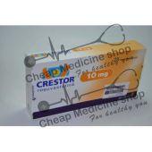 Buy Crestor 10 Mg Tablet