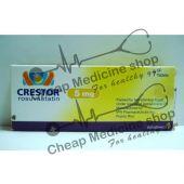 Buy Crestor 5 Mg Tablet