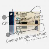 Buy Crizalk 250 Mg Capsule