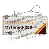 Cytomid  250 Mg