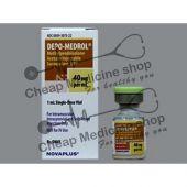 Buy Depo-Medrol 40 Mg Injection 2 ml