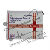 Buy Dexona 0.5 Mg Tablet (Decadron)