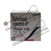 Buy Docel 120 mg Injection