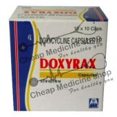 Buy Doxyrax 100 Mg Capsule