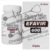 Buy Efavir 600 Mg