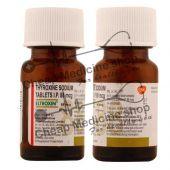 Eltroxin 88 mcg Tablet