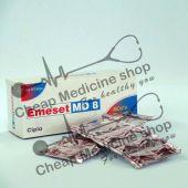 Buy Emeset Odt 4 Mg Tablet