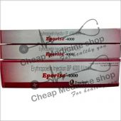 Buy Eporise 4000 Injection 1 ml  prefilled syringe