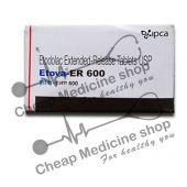 Buy Etova 600 Mg Tablet ER (Lodine)