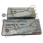 Buy Evelimus 5 Mg Tablet