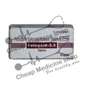 Buy Felogard 5 Mg Tablet ER (Plendil)